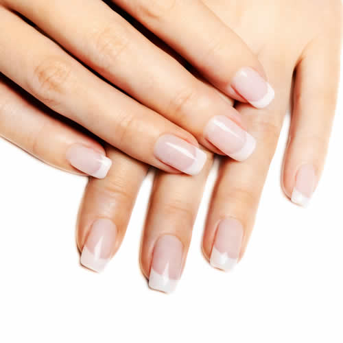 A French Twist: Take the Plunge with Acrylic Dip!